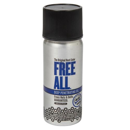 Gasoila Free All® Deep Penetrating Oil, 1.5 oz Aerosol - Pack of 12