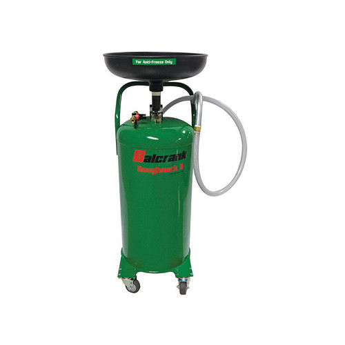 Balcrank 4110-023 Roughneck II Anti-Freeze Drain 23 Gal., Green