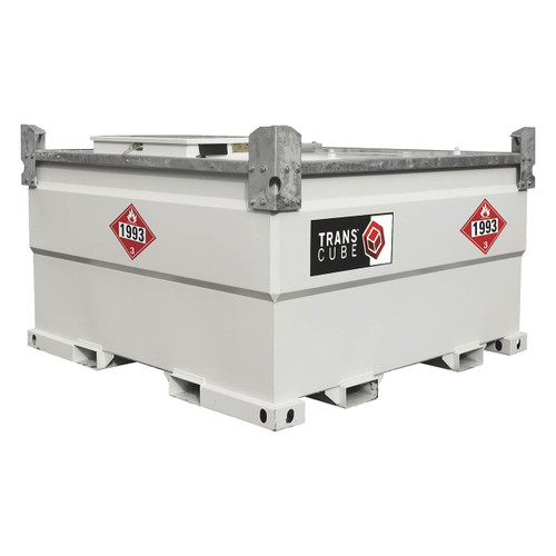 Western Global 1242 Gallon TransCube Transportable Fuel Storage Tank Only