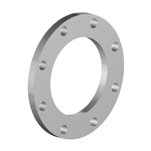 Betts 316 Stainless Steel TTMA Weld Flange