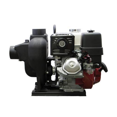 Banjo 3 in. Gas Engine Transfer Pump w/ Viton Seals - Honda 13 HP Electric Start