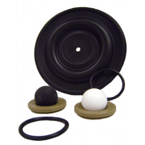All-Flo Wet End Repair Kit for A100-NAA-TTYT-B30 Air Diaphragm Pumps