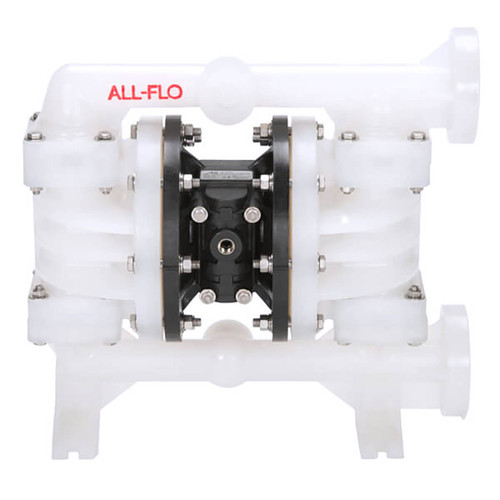 All-Flo A100 1/4 in. FNPT Polypropylene Air Diaphragm Pump w/PTFE, 41 GPM