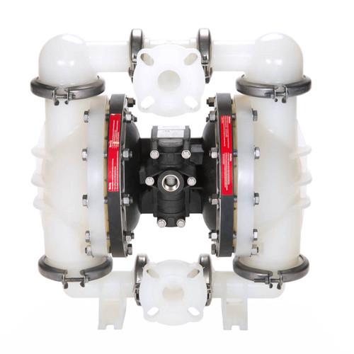 All-Flo C150 1/4 in. FNPT Polypropylene Air Diaphragm Pump w/Geolast, 130 GPM