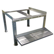 Centennial Molding Storage System Stand - 34 in. x 35 1/4 in. x 24 1/2 in.