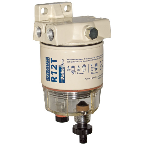 Racor 120a Low Flow Fuel Filter  Water Separator Filter