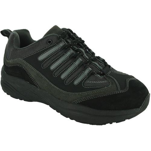 Genext Men's Black / Grey Hiker GAL50M
