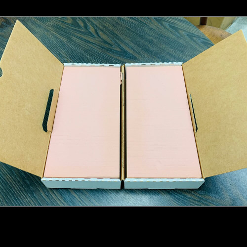 "Foam Impression Boxes - 12"" Size  - CASE OF 12"