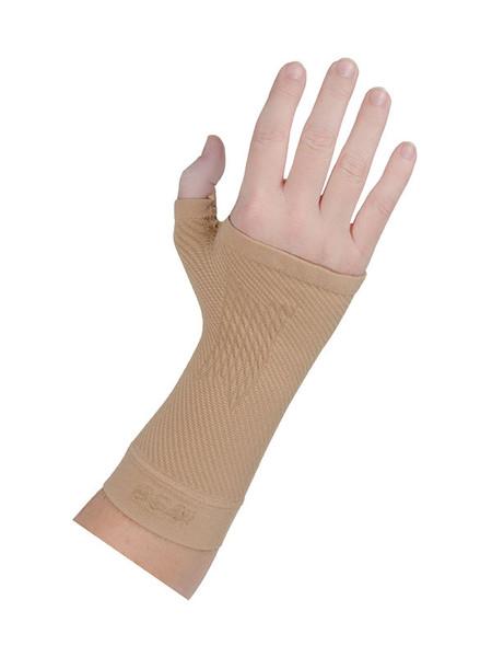 OrthoSleeve Wrist Compression Sleeve Natural