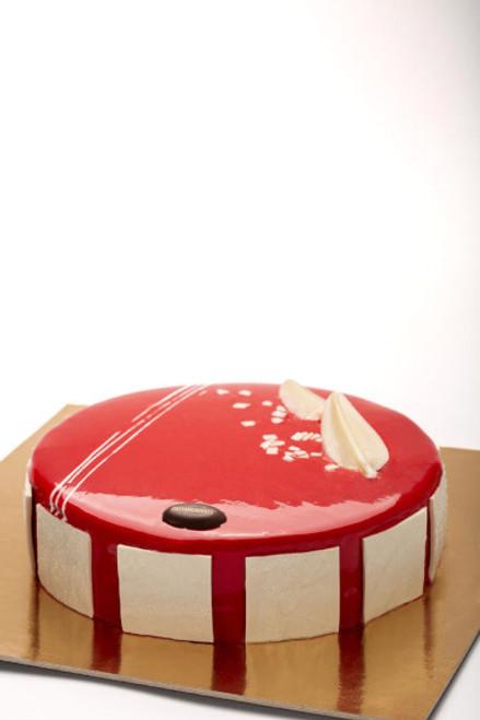 Torta Red Passion 6/8 porzioni