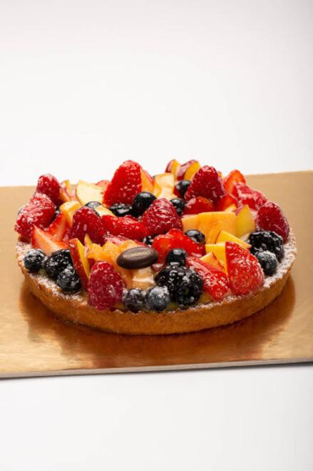 Crostata alla Frutta Fresca 6/8 porzioni