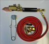 "Aero-Acetylene-Duplex-Soldering-Iron-Torch-Kit-#11- 1.25 lb- Copper Tip 3/8"" - 24 L.H. Hose Connection Free Shipping"