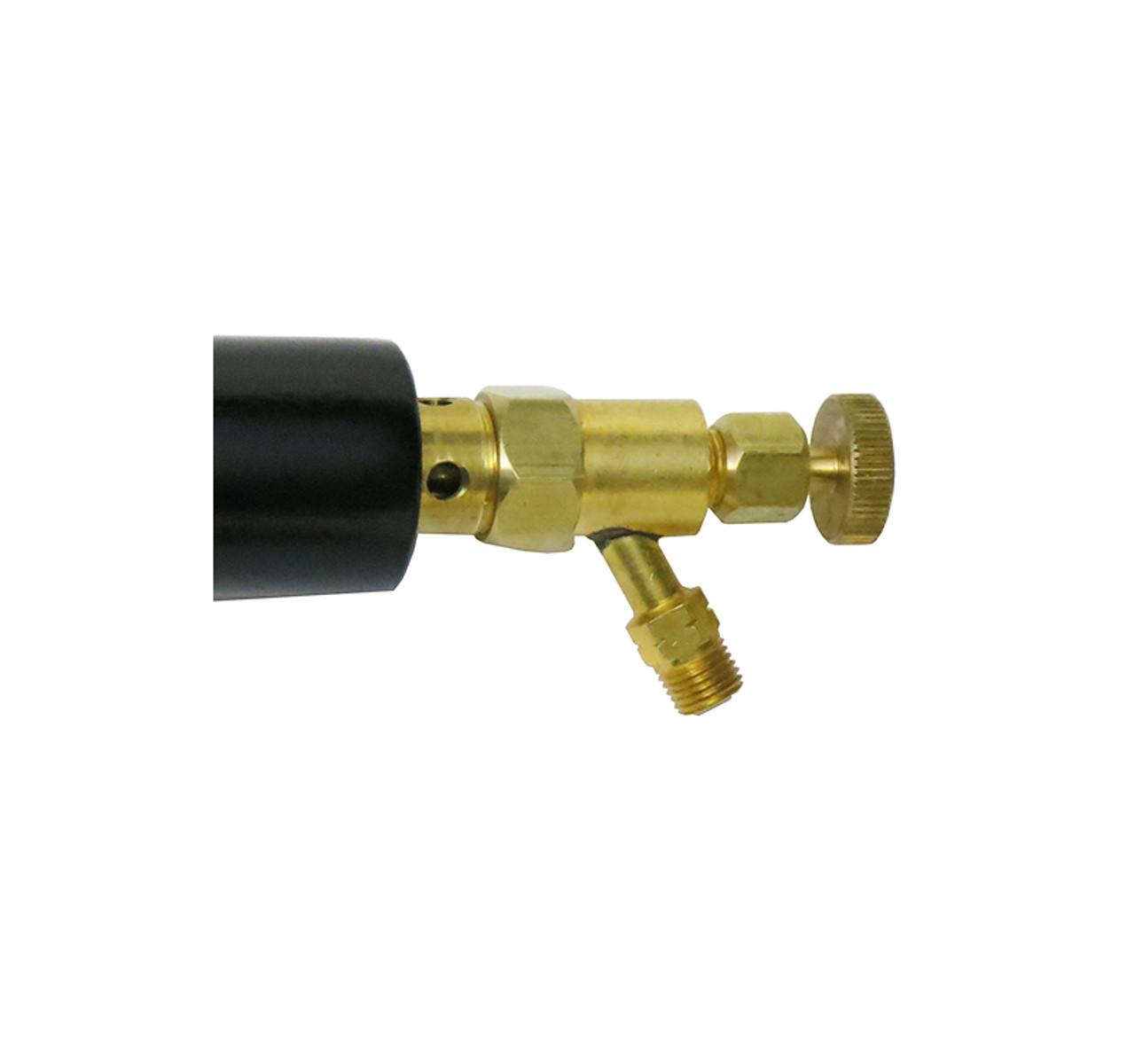 Aero Acetylene Duplex Soldering Iron Torch 3/8 L.H. Connection