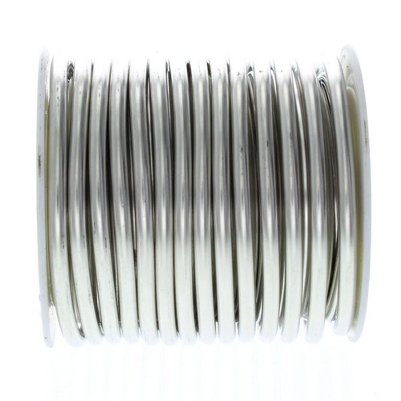 "Super 50 Lead Free Wire Solder 1 lb Spool 1/8"" .125 Dia. Free Shipping"