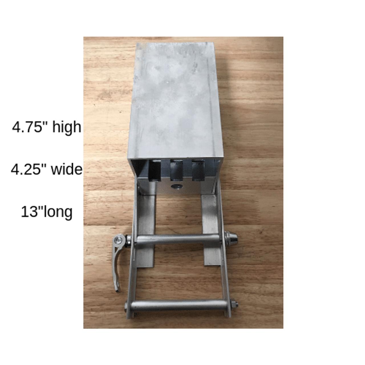SB100-Portable-Soldering-Furnace-Box-Measurements
