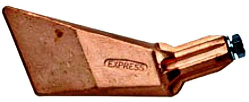 Express 66480001 Soldering Iron Copper Bent Heavy Tip