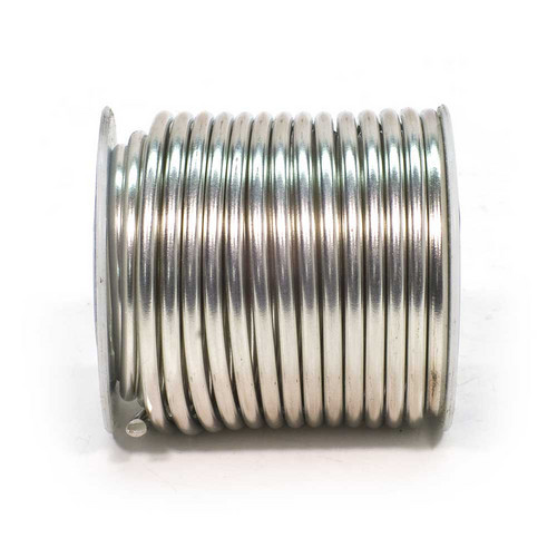 "Lead-Free Plus Wire Solder 1 lb Spool 1/8"" .125 Dia Side"