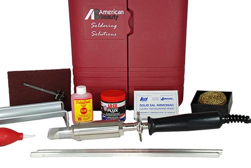 American Beauty 300 Watt Professional Soldering Kit Lead-Free
