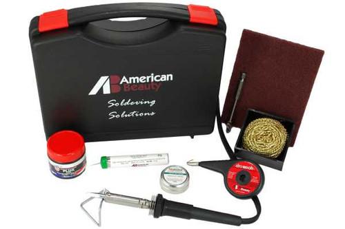 American Beauty 50 Watt Professional Soldering Kit