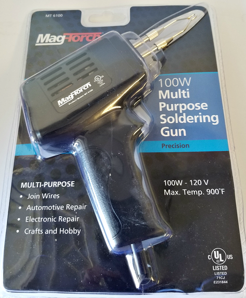 Mag-Torch 100W Soldering Gun Pack