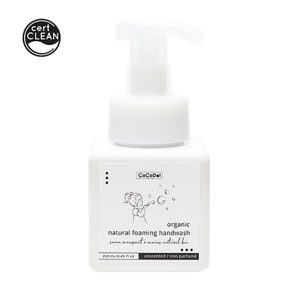 CoCoDot Organic Foaming Handwash 250ml