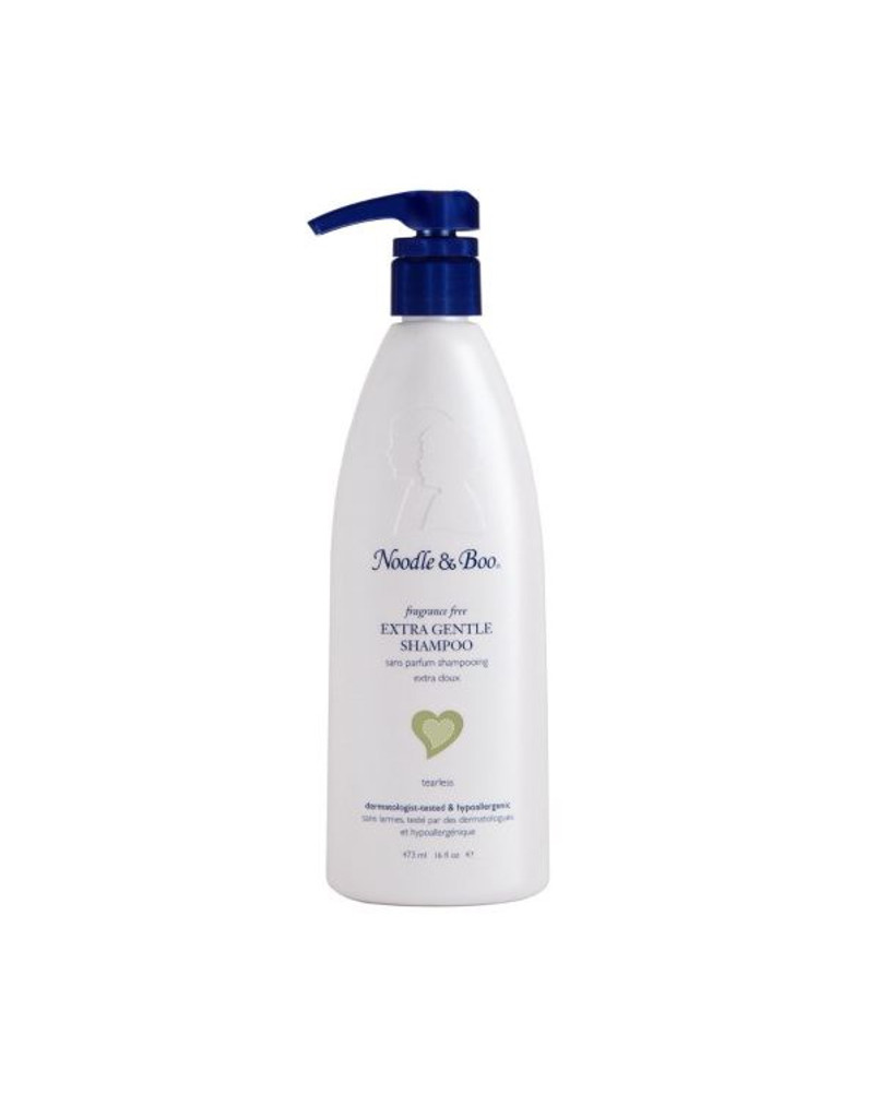 Noodle and Boo Fragrance Free Extra Gentle Shampoo