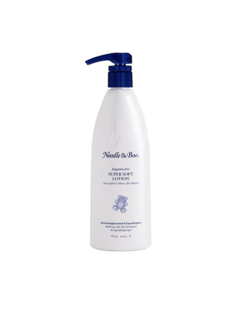 Noodle and Boo Fragrance Free Super Soft Lotion