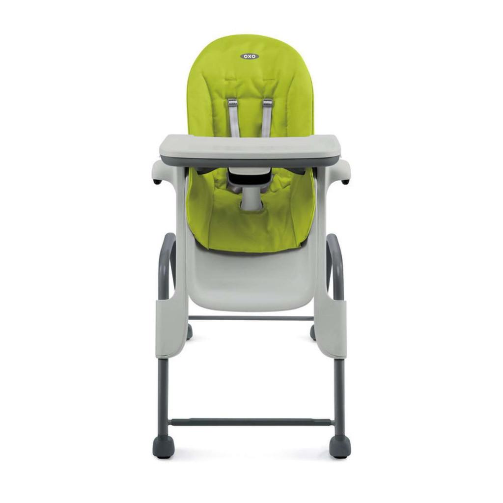 oxo tot seedling high chair-green