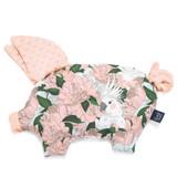 Sleep Pig Pillow/ Lady Peony/ Powder Pink