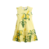 Mini Rodini Parrot Woven Dress