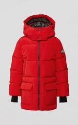 KEENIE/ Boys Down Hooded Jacket