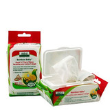 Bamboo Baby® Hand & Face Wipes-30ct