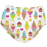 2-in-1 Swim Diaper / Training Pants  - Gelato (3 sizes)