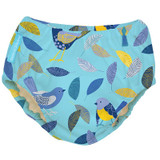 2-in-1 Swim Diaper / Training Pants - Twitter Birds (3 sizes)