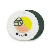 Sushi Roll Silicone Teether - Single