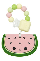Watermelon Silicone Teether Set