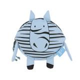 Lassig - Mini Bum Bag - Kaya Zebra/ Small