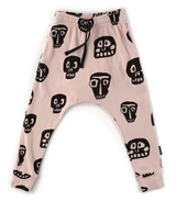 Nununu Bowdy Masks Baggy Pants/ Pink