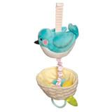 Manhatton Toys Lullaby Bird Pull Musical Toy