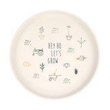 Lassig Plate- Garden Explorer/ Boys
