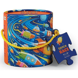 Crocodile Creek 24pc Mini Canister/Space Race