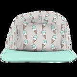 Whistle&Flute KAWAII ICE CREAM CAMP CAP