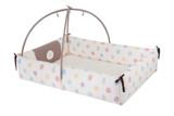 Creamhaus INUA Bumper Bed Basic Vivid