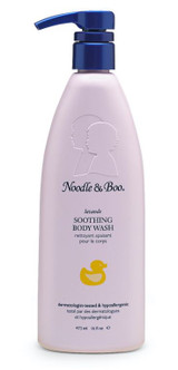 Noodle and Boo Lavender Soothing Body Wash
