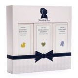 Noodle & Boo Starter Set - Soothing Body Wash, Extra Gentle Shampoo & Super Soft Lotion
