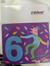 mideer-washable marker 36pc