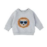 Huxbaby Cool Lion Sweatshirt