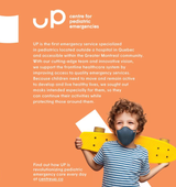UP Children's Mask