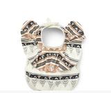 Elodie Details Baby Bib/ Desert Weaves