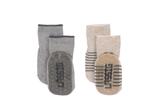 Lassig - 4kids - Anti-Slip Socks - Grey/Beige